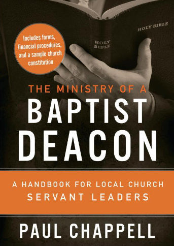 Ministry of a Baptist Deacon