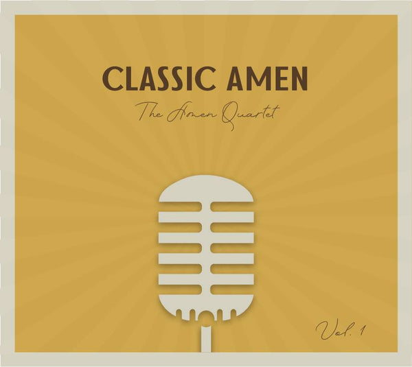 CD Classic Amen Vol. 1