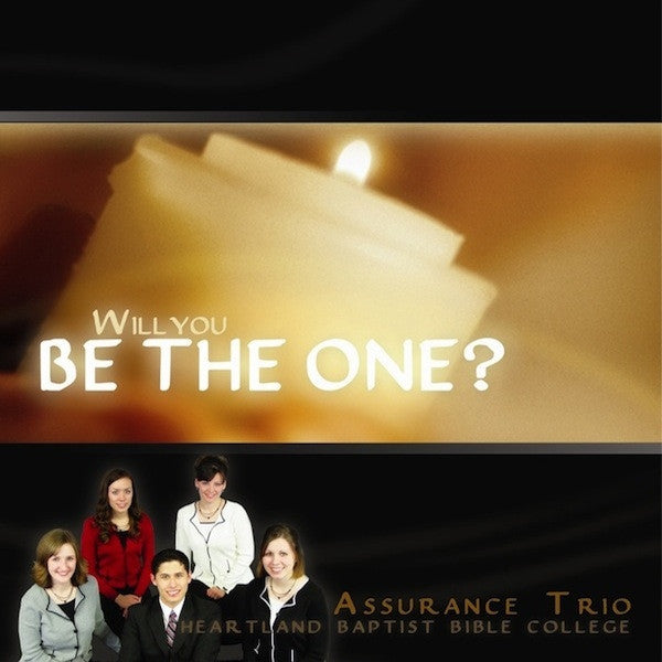 Will You Be the One? CD