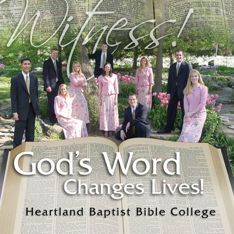 God's Word Changes Lives