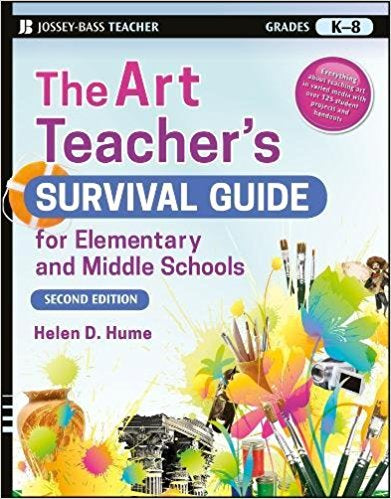 Art Teacher's Survival Guide for Elementary and Middle Schools, 2ed