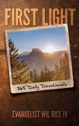 First Light: 365 Daily Devotionals
