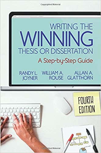 Writing the Winning Thesis or Dissertation, 4ed