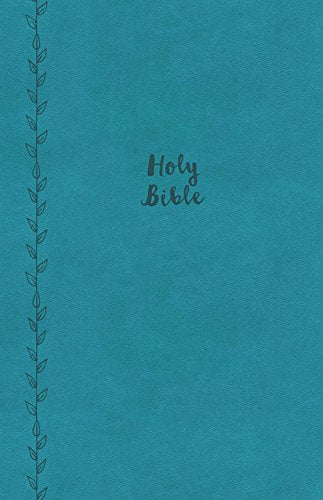 KJV Compact Thinline Bible (Teal)