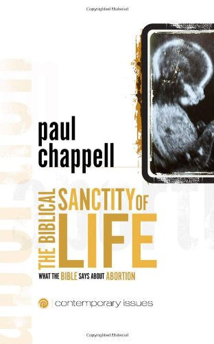 Biblical Sanctity of Life