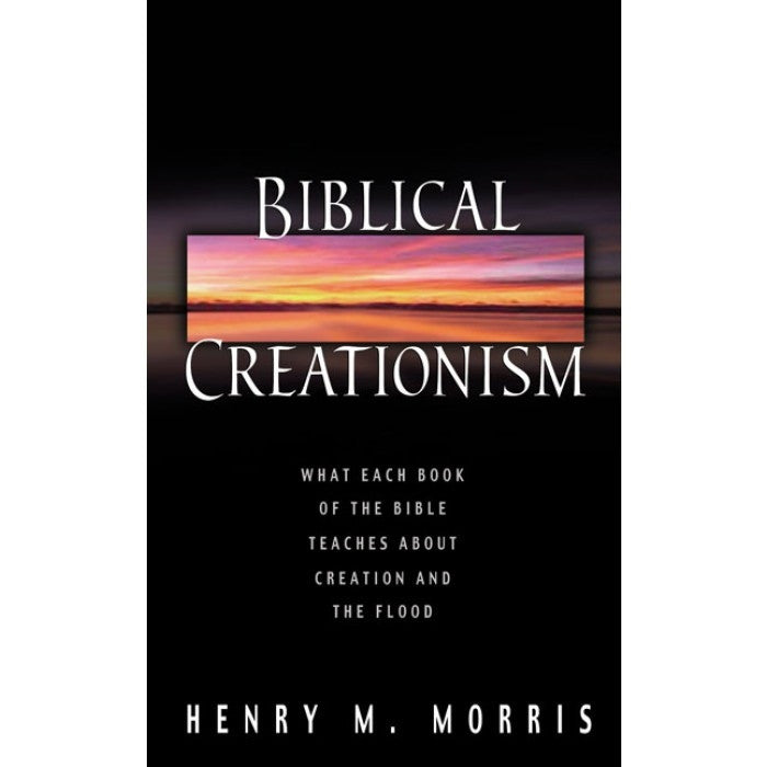 Biblical Creationism - Books from Heartland Baptist Bookstore