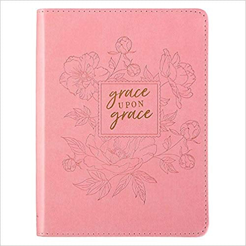 Journal Lux Leather Flexcover Rose