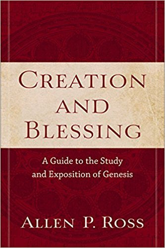 Creation & Blessing  Genesis