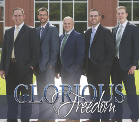 Glorious Freedom CD