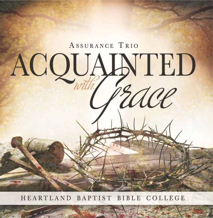Acquainted With Grace (CD)