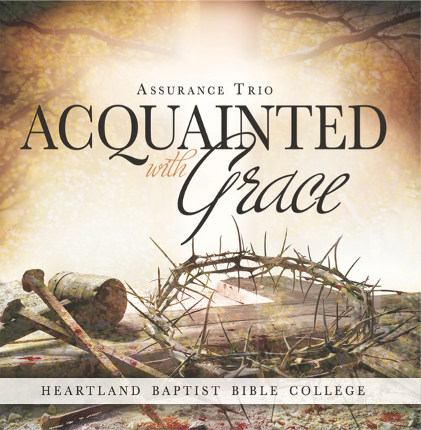 Acquainted With Grace (MP3)