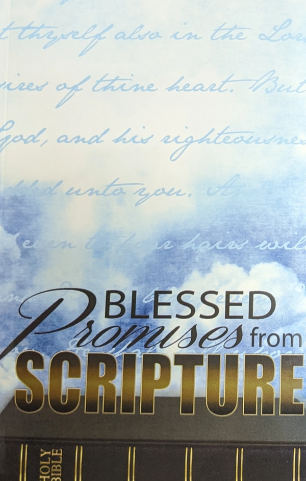 Blessed Promises from Scripture