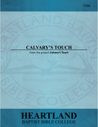 Calvary's Touch