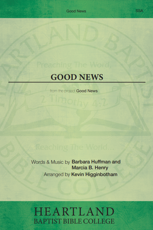 Good News (Sheet Music)