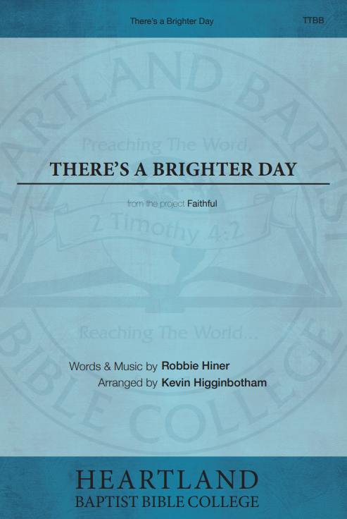 There's a Brighter Day (Sheet Music)
