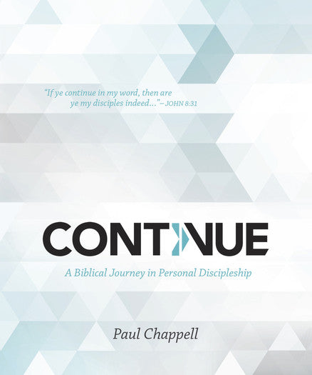 Continue - Books from Heartland Baptist Bookstore
