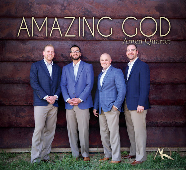 Amazing God - CDs from Heartland Baptist Bookstore