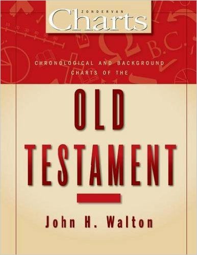 Chronological & Background Charts of Old Testament