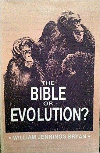 Bible or Evolution