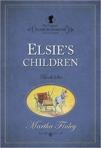 Elsie's Children, Book 6