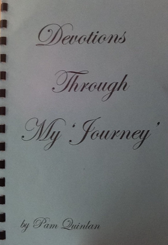 Devotions Through My Journey