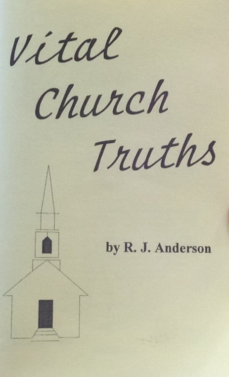 Vital Church Truths
