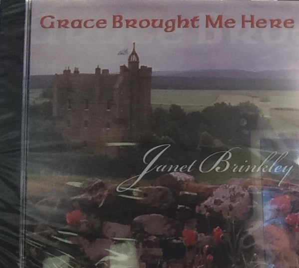 Grace Brought Me Here (CD)