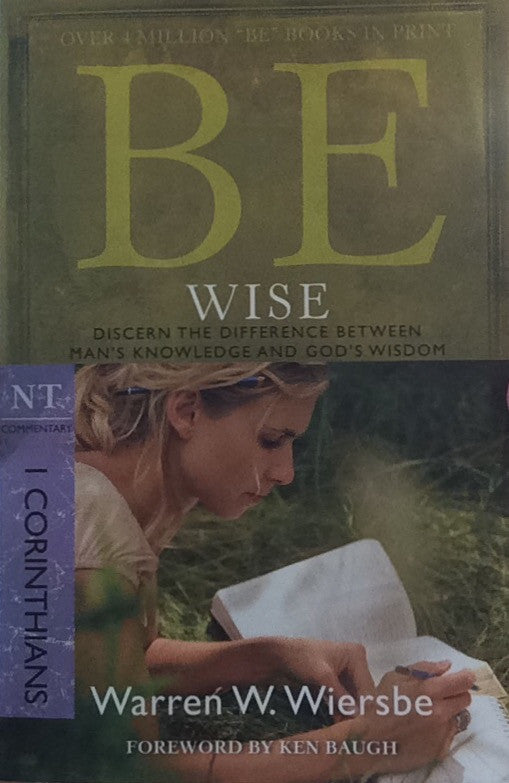 Be Wise 1 Corinthians, 2ed