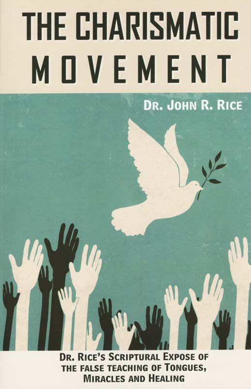 Charismatic Movement, 2016 ed.