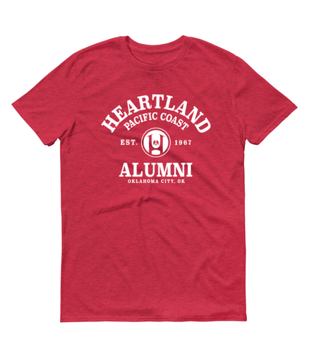 Heartland / Pacific Coast Alumni T-Shirt