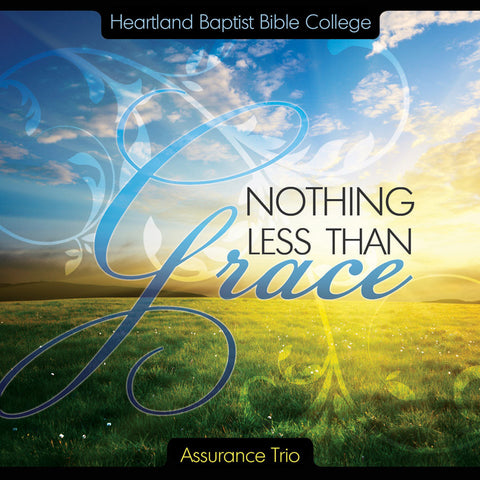 Nothing Less than Grace (MP3)