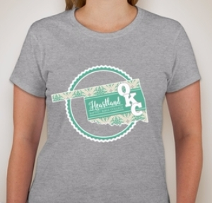 Ladies Oklahoma/Heartland T-Shirt
