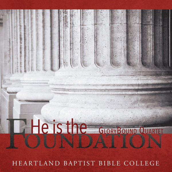 He is the Foundation (MP3)