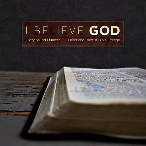 I Believe God (MP3)