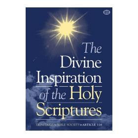 Article 116 Divine Inspiration of the Holy Scriptures - Books from Heartland Baptist Bookstore