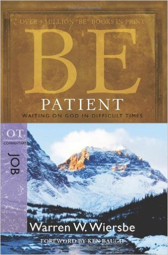 Be Patient (Job) - Books from Heartland Baptist Bookstore