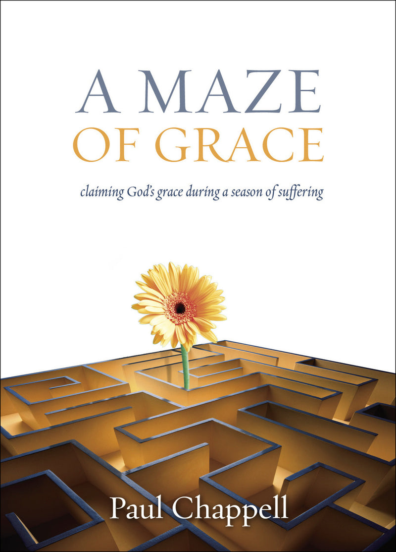 A Maze of Grace - Books from Heartland Baptist Bookstore