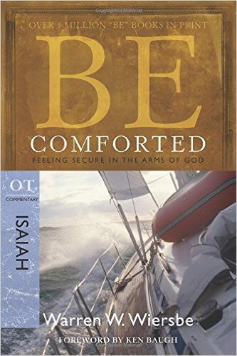 Be Comforted Isaiah - Books from Heartland Baptist Bookstore
