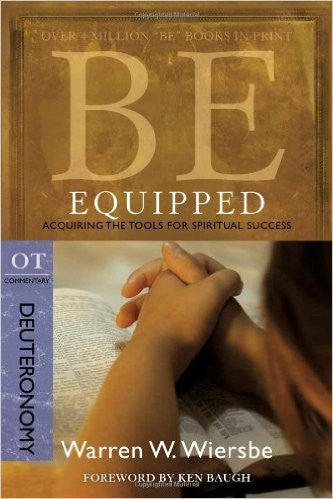 Be Equipped, 2ed, Deuteronomy - Books from Heartland Baptist Bookstore