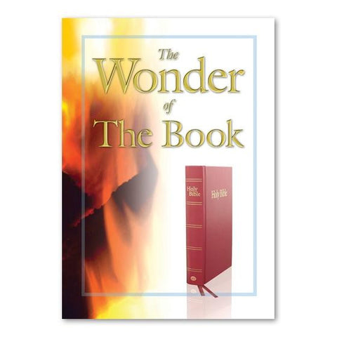 Article 9 Wonder of the Book - Books from Heartland Baptist Bookstore