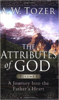 Attributes of God Volume 1 - Books from Heartland Baptist Bookstore
