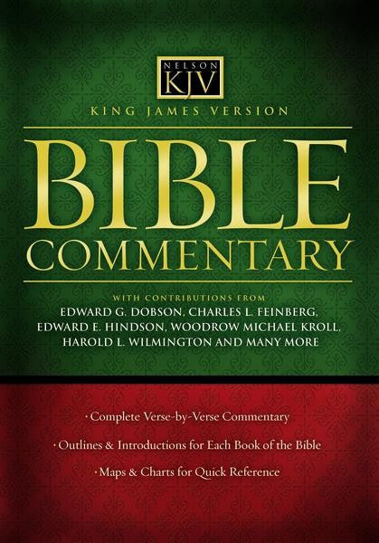 Bible Commentary Nelson - Books from Heartland Baptist Bookstore