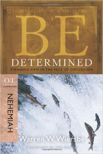 Be Determined (Nehemiah) - Books from Heartland Baptist Bookstore