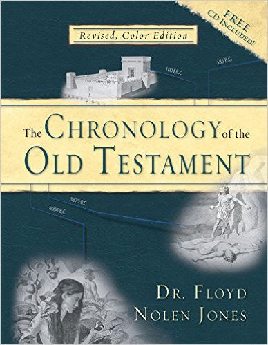 Chronology of the Old Testament Revised & Updated - Books from Heartland Baptist Bookstore