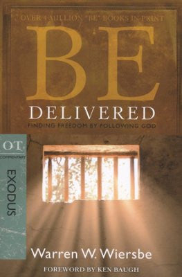 Be Delivered (Exodus) - Books from Heartland Baptist Bookstore