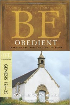 Be Obedient Abraham Genesis - Books from Heartland Baptist Bookstore