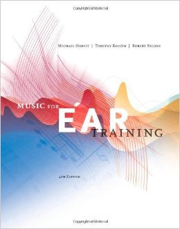 Music for Ear Training, 4th edition