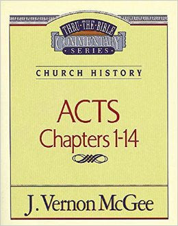 Acts Chapters 1-14 Thru - Books from Heartland Baptist Bookstore