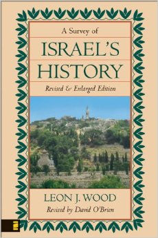 A Survey of Israel's History - Books from Heartland Baptist Bookstore