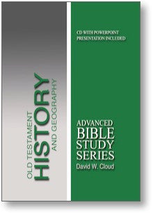 Bible History & Geography - Books from Heartland Baptist Bookstore